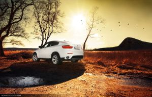 bmw X6 - African Safari by dejz0r