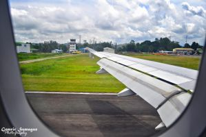 CDO Touchdown! by iamgemphotography