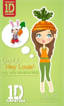 Doll ''Hey Louis'' .PNG by Simpatiica