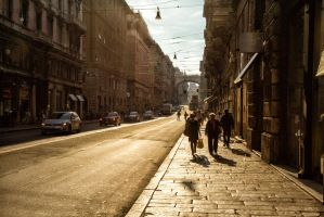 Streets of Italy IV by BloodStainedKid