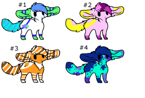 .:Adoptables:. by Love-my-adopts