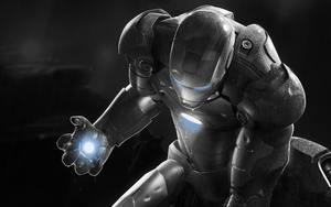 Iron Man by TheMonoTM