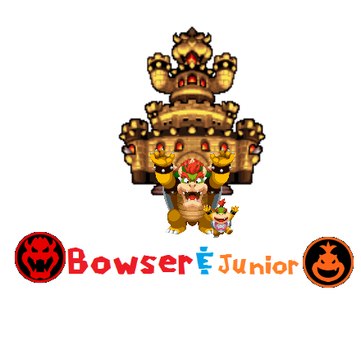Bowser And Junior mockup thing by ThatGuy1062