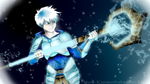 Jack Frost - Experienced Guardian by Mari-Kyomo