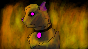 Yix Cat .:GIFT:. by alphaAvarice