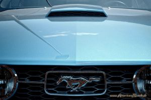 blue +05 Mustang by AmericanMuscle
