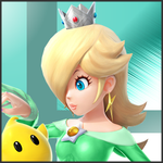 Free Rosalina Icon (Green) by ThunderChuck250