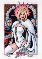 White Queen Dangerous Divas by tonyperna