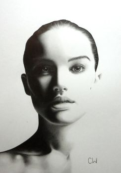 Natalie Portman by CW-Posters