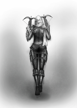 Demon Hunter by HurrArch