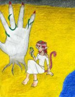 Hand Surrealism 1 by catgirl5472