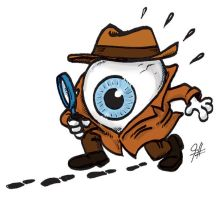 Private Eye by dancingpencil