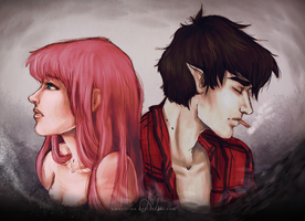 Skinny Love by amentrine