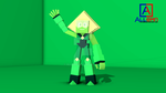 Peridot, now with Limb Enhancers! by Allemn