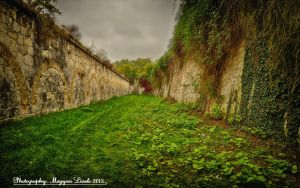 The Komarom fort .(Hungary) HDR. by magyarilaszlo
