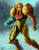 Samus by Rhunyc