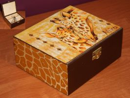 Africa set: box by katatonia91