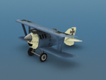 Enemy Aircraft A by Dbl-Dzl