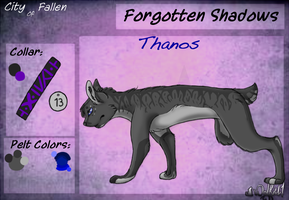 Thanos ref by guardianhawkpool