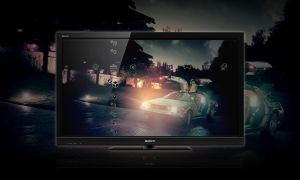 DeLorean DMC-12 PS3 THEME by DesignsByTopher