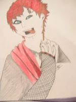 Gaara by jashinist112