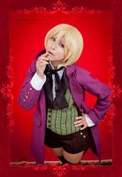 Alois Trancy by Witchiko