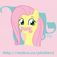 MoBrony project: Fluttershy by phallen1