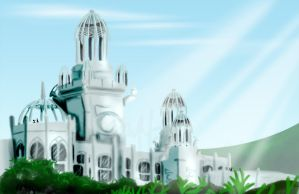 Irk palace thing on Irk by C-Puff