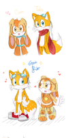 .: Taiream Doodles 3 :. by Finni-NF