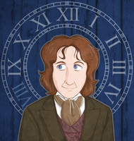 Eighth Doctor by myst-saphyr
