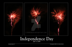 Fireworks Series: 1 by paintbean