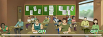 Chaotic - Classroom 2 by Thorn-Zenithar