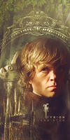 Tyrion Lannister by Evey-V