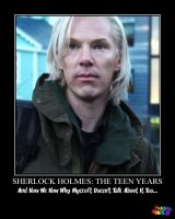 Sherlock Holmes: The Teen Years by SonicScrewdriverDD3