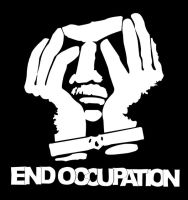 End the Israeli Occupation2 by guevara02