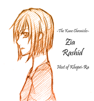 tKC: Zia Rashid by winter-monsoon