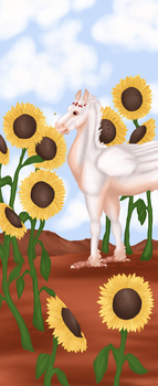 Bloom, Bloom May You Know by AgentDarkhorse
