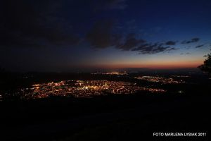 spaichingen at night-beauty by MarlenaLphotography