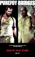Max Payne movie reboot poster by NiteOwl94