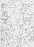 Commish: Trouble in Paradise Xone! pg37 by BlueIke