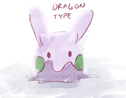 Goomy by poke-helioptile294