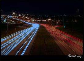 Speed way by EinarS
