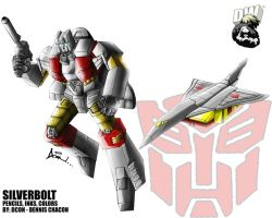 Silverbolt by DCON