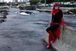 Batwoman cosplay at NYCC by Alyssa-Ravenwood