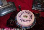Happy Birthday Vincent 2012 by fullmetalblunt