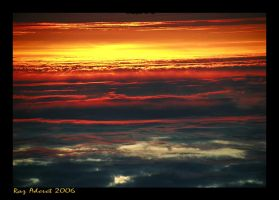 Waves Of Fire by Aderet