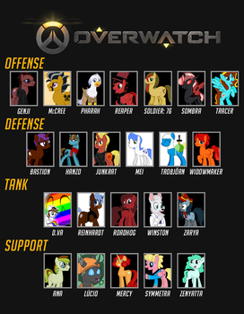 Overwatch  AnarchyV2 by JDMiles