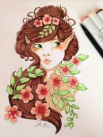 Copic by wiuk