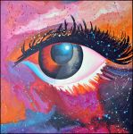 'The Eye' by paintingsbychatzi