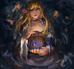 caged (v.2) by pasteltea